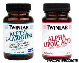 Альфа карнитин