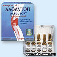 Афлутоп в уколах - отзывы