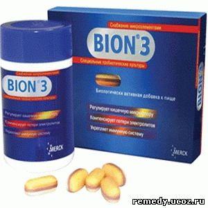 Бион 3 отзывы