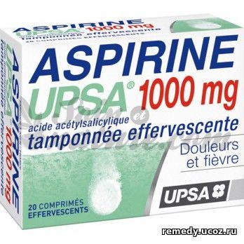 Аспирин Упса инструкция